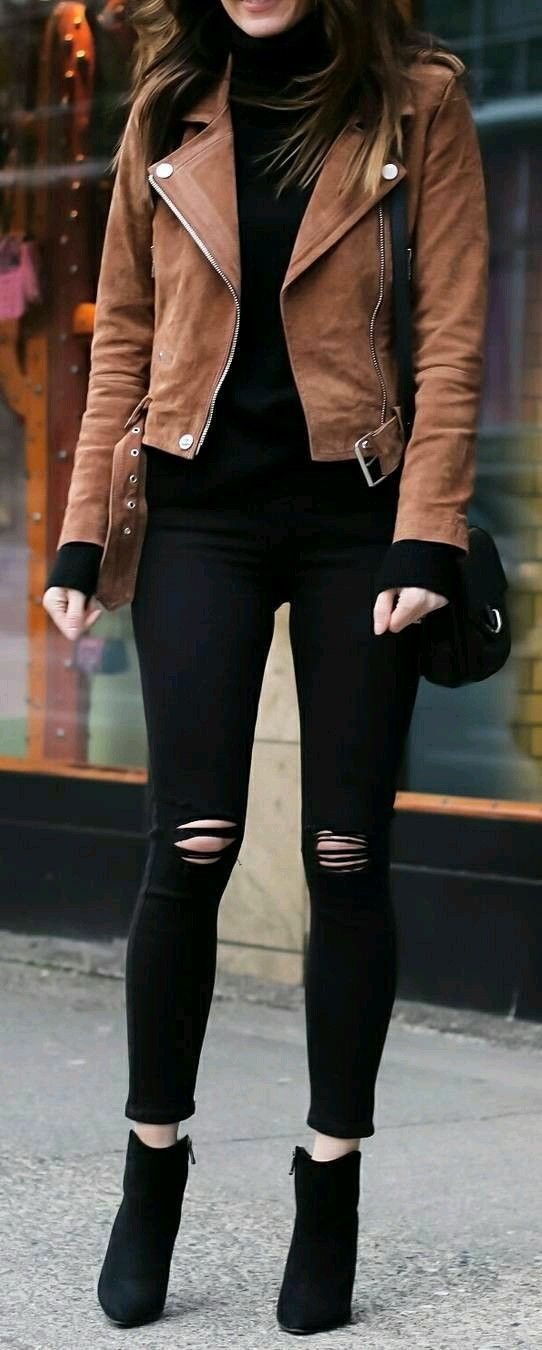 outfits with black jeans