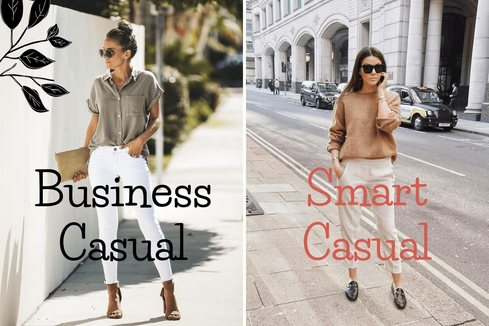 women business casual outfits