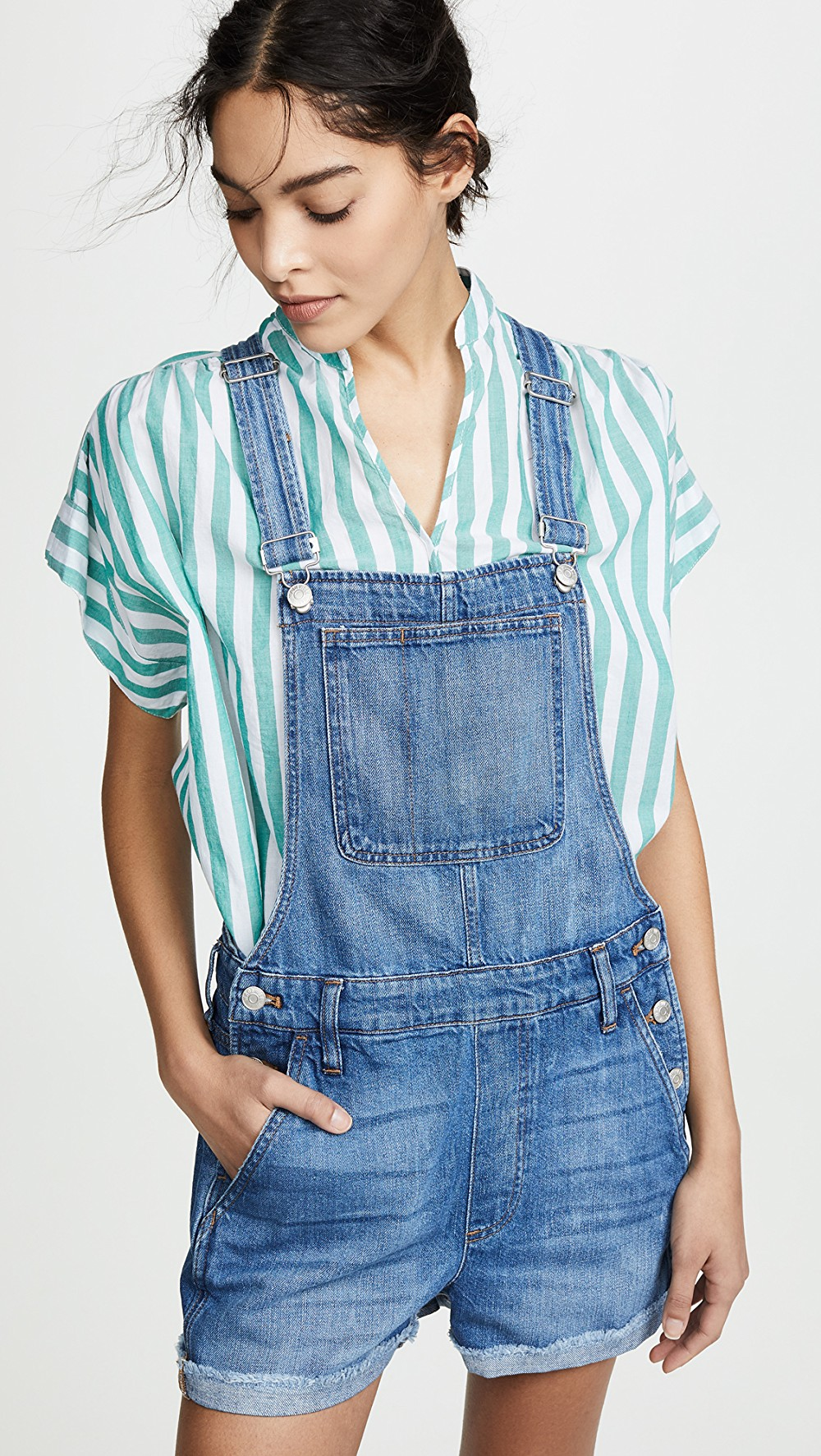 outfits with overalls