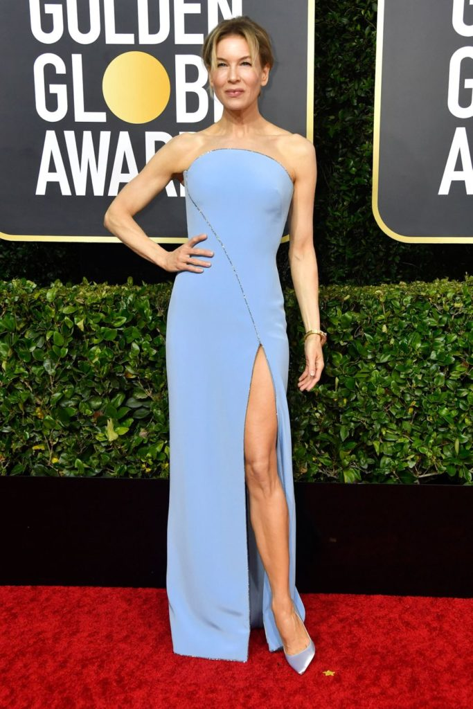 Celebrities with inverted triangle body shape