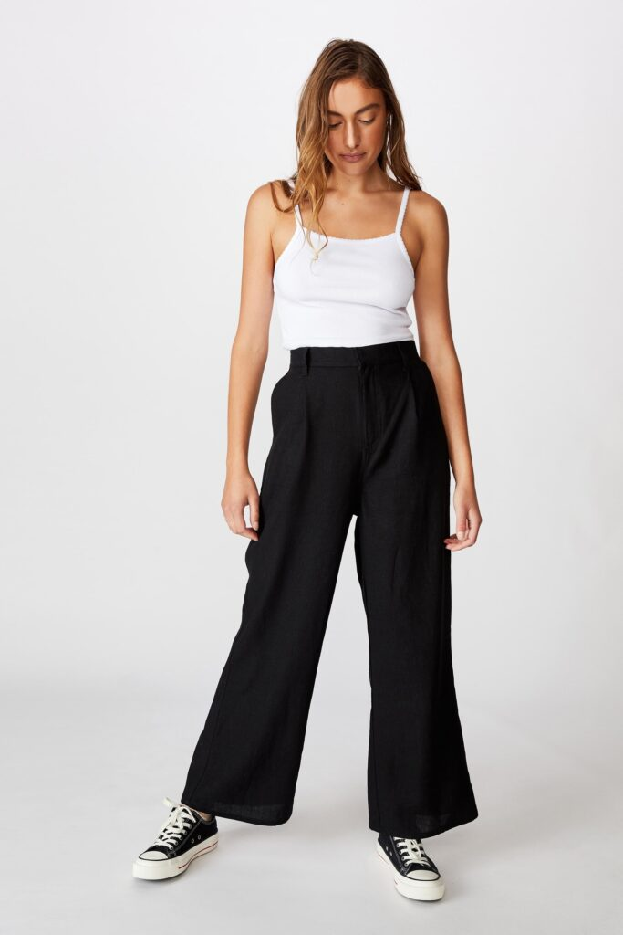 work trousers for pear shaped