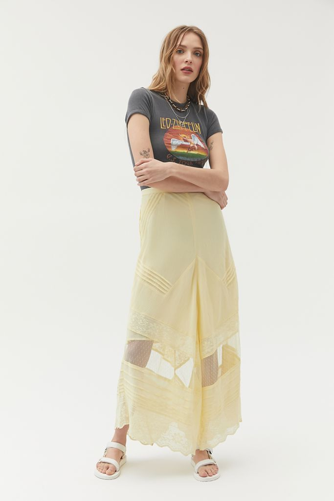 maxi skirt for apple shape