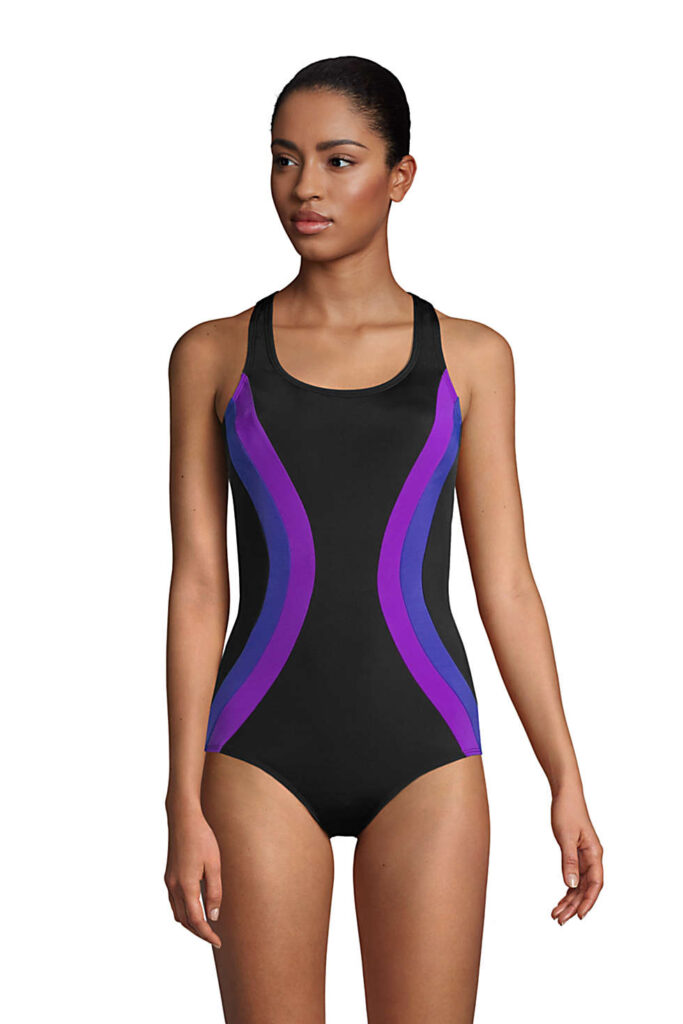 Swimsuits for apple shape