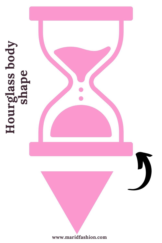 hourglass shape measurements